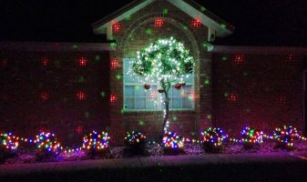 40 and commercial sparkle magic laser lights are great way to light up your house or yard for the christmas season your holiday light display will be